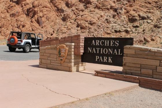 arches-ingang